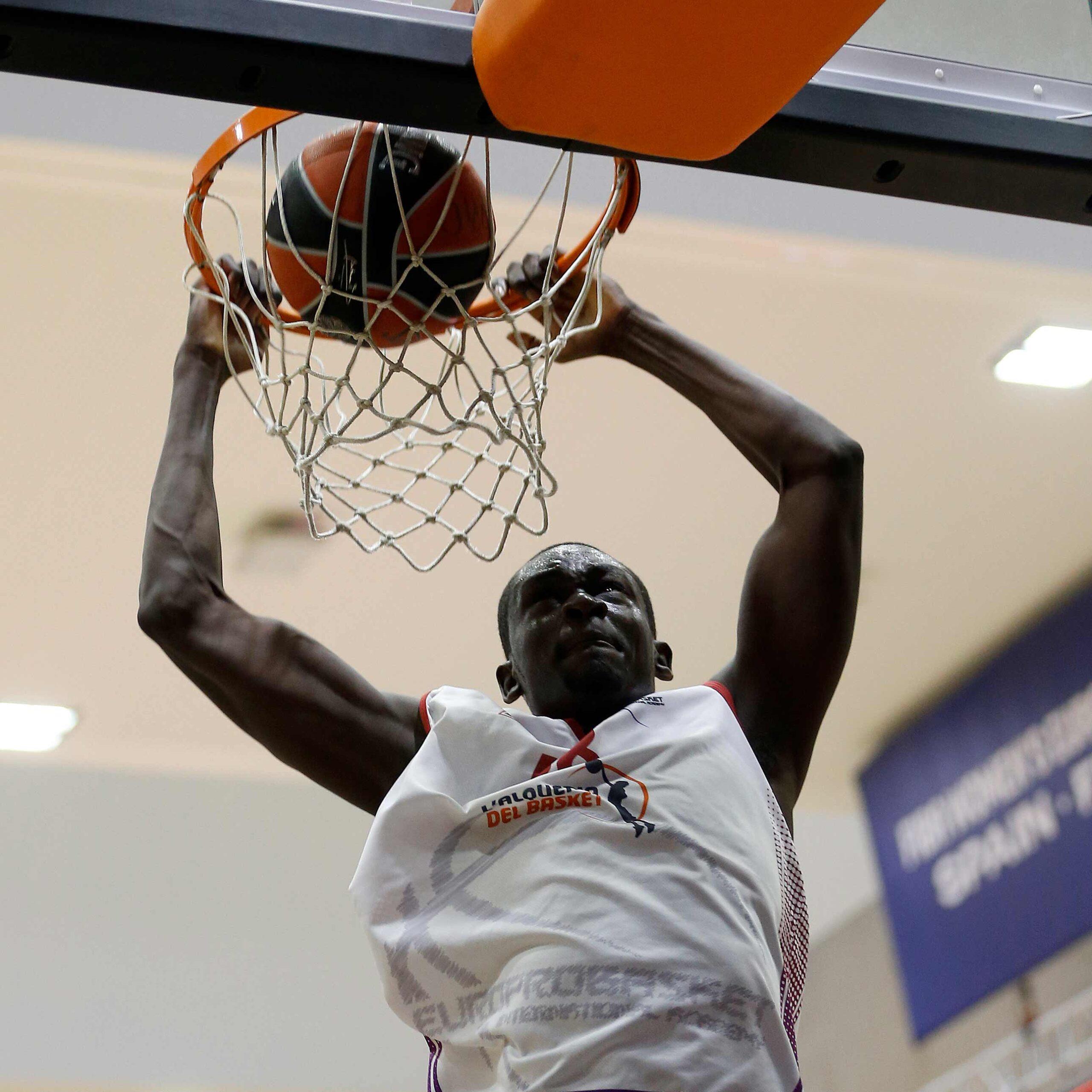Moussa Samassa Basketball