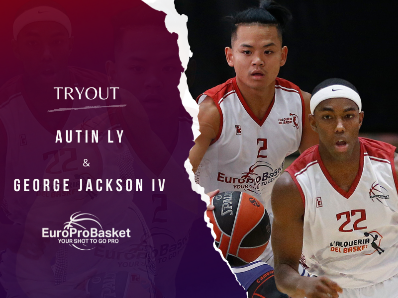 Austin Ly George Jackson Tryout