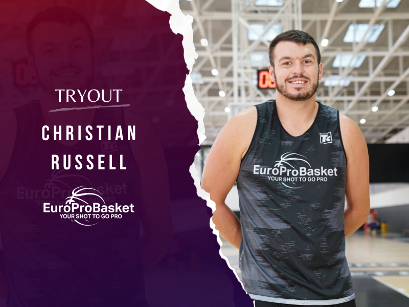 Christian Russell Tryout