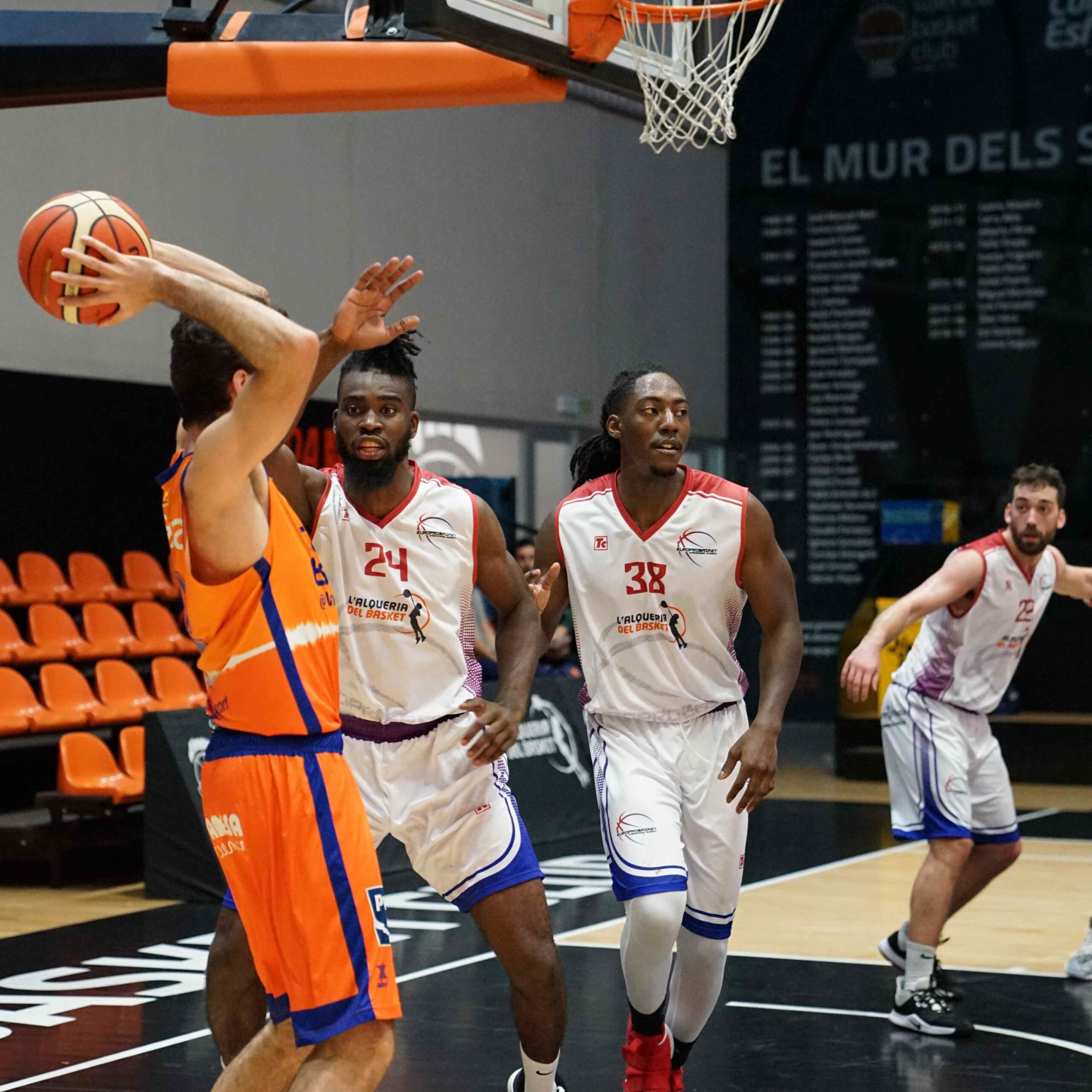 Ronnie Tyson Europrobasket