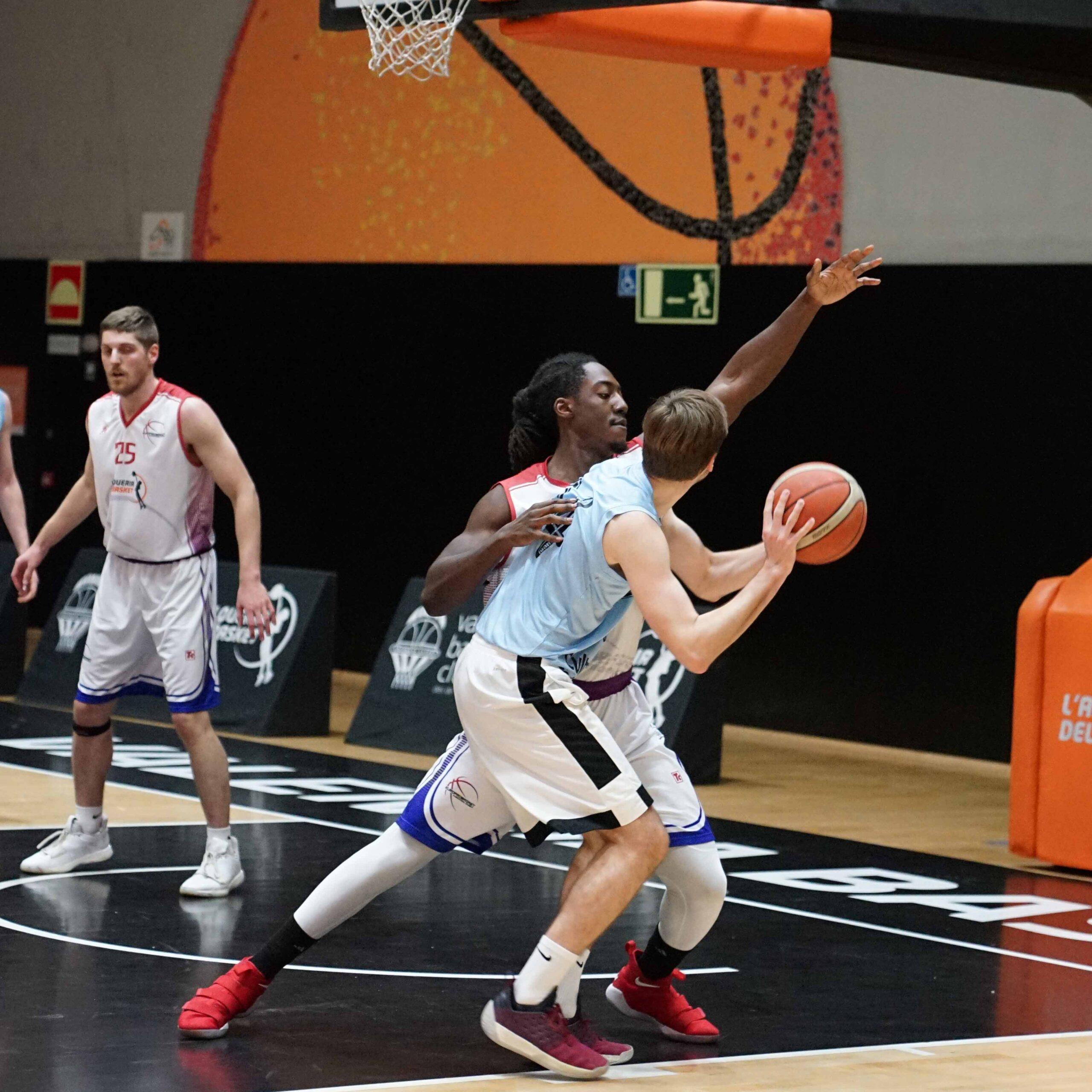 Ronnie Tyson Europrobasket Valencia Spain