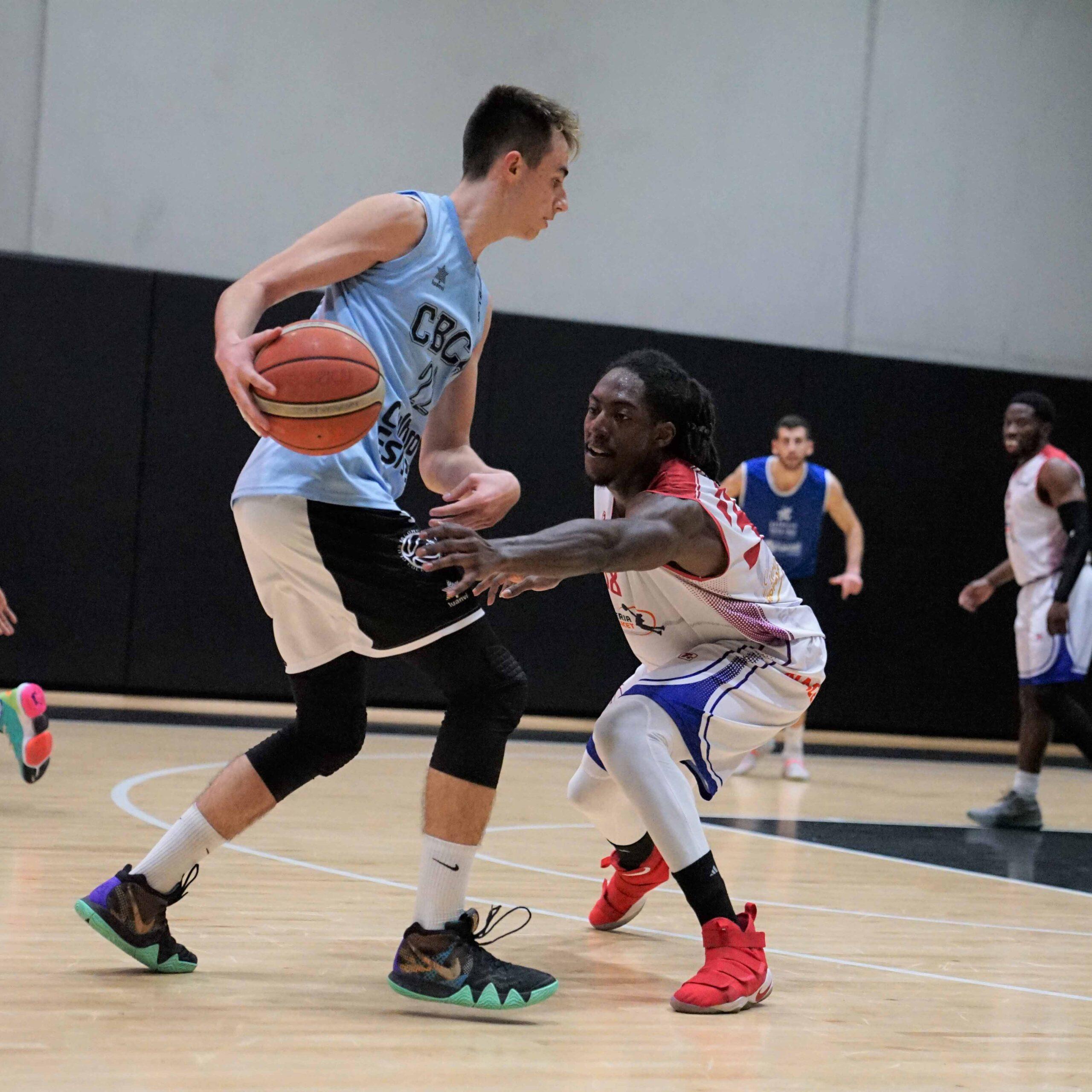Ronnie Tyson Basketball Europrobasket