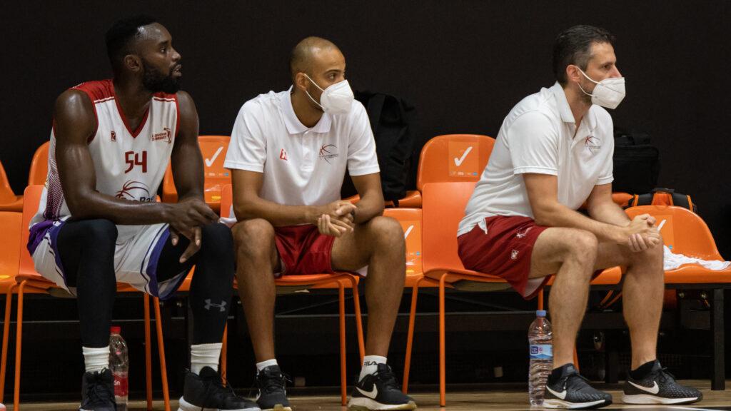 Kingslee D'Silva Europrobasket Tryout