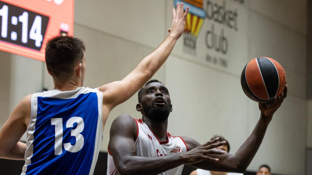 Tryout Kingslee D'Silva Europrobasket