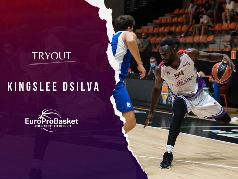 Kingslee Dsilva Tryout