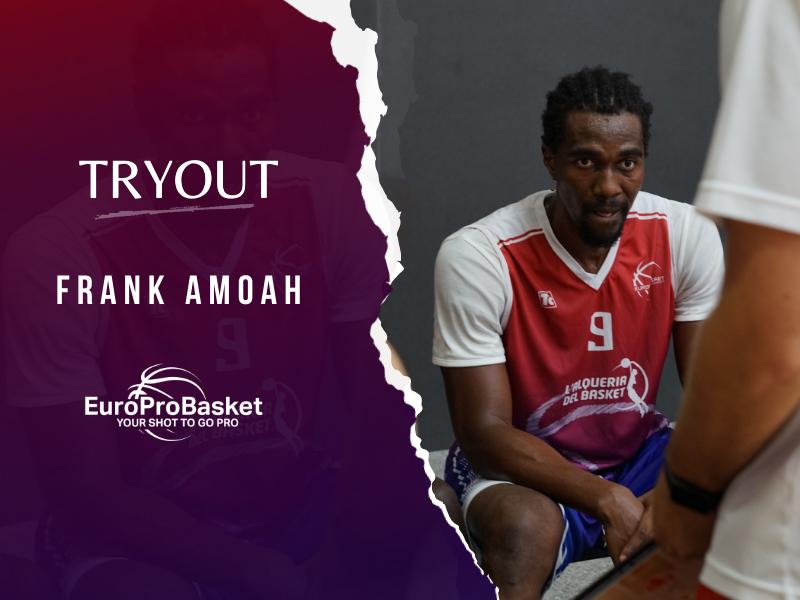 Frank Amoah Tryout